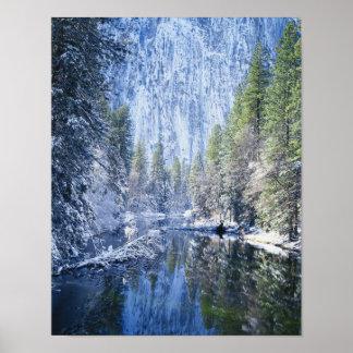 USA, California, Yosemite National Park, Poster