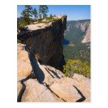 USA, California, Yosemite National Park, Taft Postcard