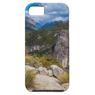 USA, California. Yosemite Valley Vista 2 iPhone SE/5/5s Case