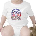USA Canadian Parts 2 Baby Creeper