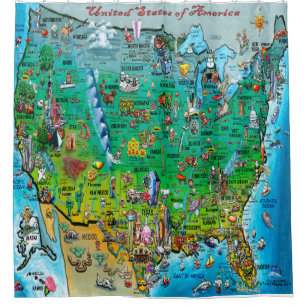 Usa Map Shower Curtains | Zazzle United States Map Shower Curtain on united states map high resolution, united states map tumbler, united states map pillow, united states map large wall, united states map quilt, united states map fabric, united states map rug, united states map clock, united states military armed forces, united states map art, united states map placemat, united states map food, united states map comforter, united states map with rivers, united states map wallpaper, united states map with landmarks, united states map wall mural, united states map zoom in, united states map rhode island, united states map decor,