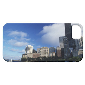 USA, Chicago, Illinois, Oak Street Beach and iPhone SE/5/5s Case