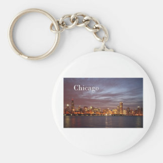 USA Chicago St.K) Keychain