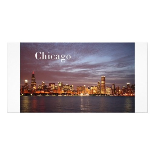 USA Chicago St.K) Picture Card