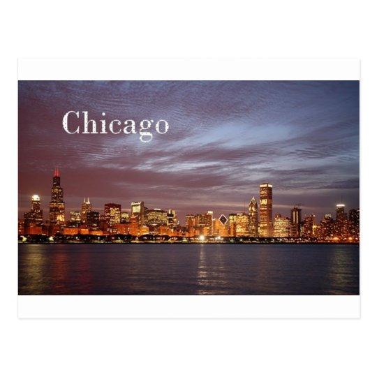 USA Chicago St.K) Postcard