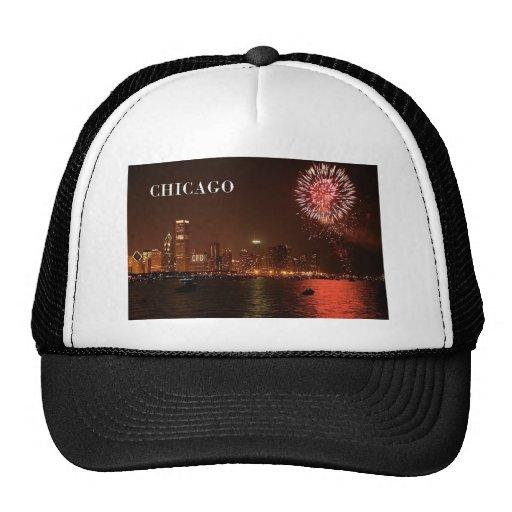 USA Chicago (St.K) Trucker Hat