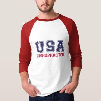USA Chiropractor T-Shirt