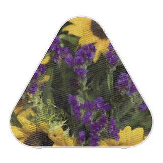 USA, close-up of bridal flower arrangement, Speaker