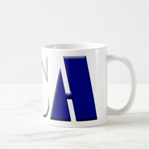 USA COFFEE MUG