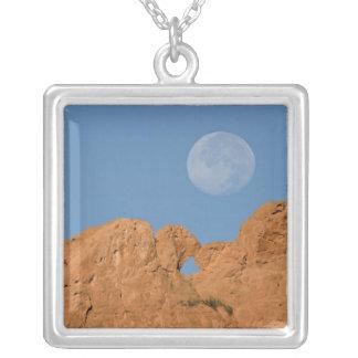 USA, Colorado, Colorado Springs, Garden of the 2 Necklace