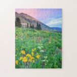 "USA, Colorado, Crested Butte. Landscape 2 Jigsaw Puzzle<br><div class=""desc"">Jaynes Gallery / DanitaDelimont.com USA,  North America,  Colorado</div>"