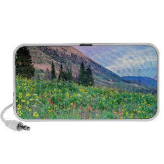 USA, Colorado, Crested Butte. Landscape 2 PC Speakers
