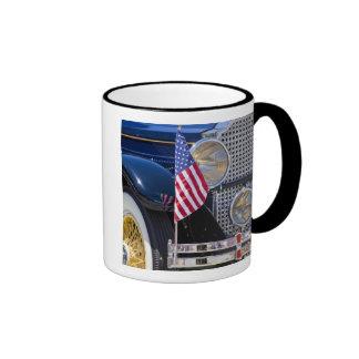 USA, Colorado, Frisco. Vintage Packard auto Coffee Mugs