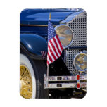 USA, Colorado, Frisco. Vintage Packard auto Vinyl Magnet