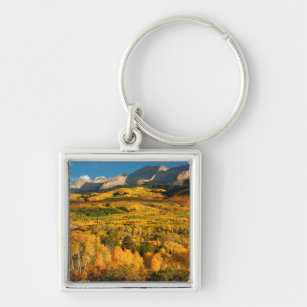 USA, Colorado, Gunnison National Forest Keychain