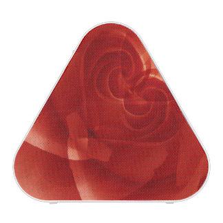 USA, Colorado, Lafayette. Red rose montage Bluetooth Speaker