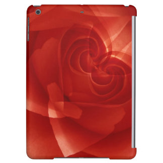 USA, Colorado, Lafayette. Red rose montage Case For iPad Air