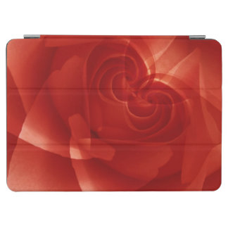 USA, Colorado, Lafayette. Red rose montage iPad Air Cover