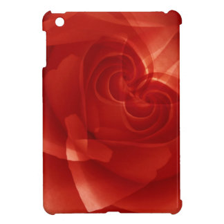 USA, Colorado, Lafayette. Red rose montage iPad Mini Cover