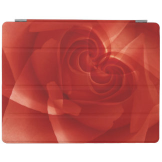 USA, Colorado, Lafayette. Red rose montage iPad Smart Cover