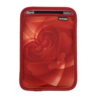 USA, Colorado, Lafayette. Red rose montage Sleeve For iPad Mini