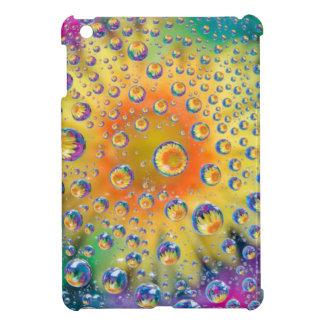 USA, Colorado, Lafayette. Water bubbles on glass 2 Case For The iPad Mini