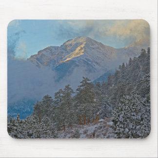 USA, Colorado, Mountains In Estes Park Mouse Pad