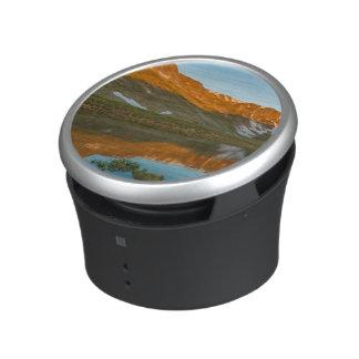USA, Colorado, Mt. Evans. Summit Lake Reflection Bluetooth Speaker