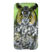USA, Colorado. Portrait of long-eared owl Case For Galaxy S5