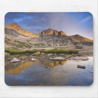 USA, Colorado, Rocky Mountain NP.  Storm clouds Mouse Pad