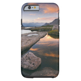 USA, Colorado, Rocky Mountain NP.  Sunrise in Tough iPhone 6 Case