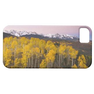 USA, Colorado, Rocky Mountains.  Dawn in the San iPhone 5 Cover