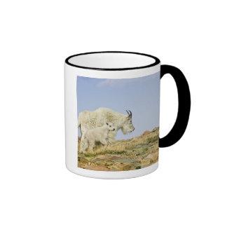USA, Colorado, Rocky Mountains, Mount Evans, Coffee Mug