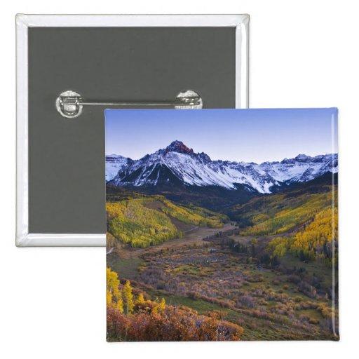 USA, Colorado, Rocky Mountains, San Juan Buttons