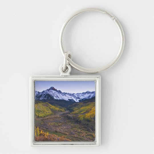 USA, Colorado, Rocky Mountains, San Juan Keychain
