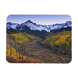 USA, Colorado, Rocky Mountains, San Juan Magnet