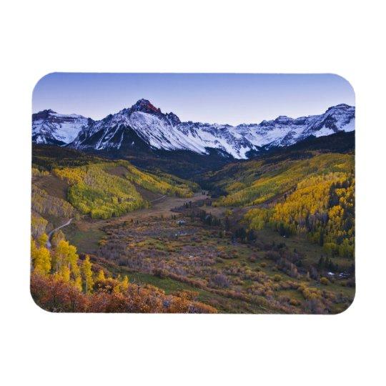 USA, Colorado, Rocky Mountains, San Juan Magnet