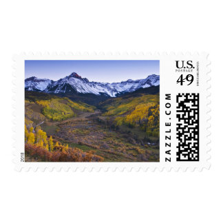 USA, Colorado, Rocky Mountains, San Juan Postage