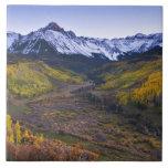 USA, Colorado, Rocky Mountains, San Juan Tile
