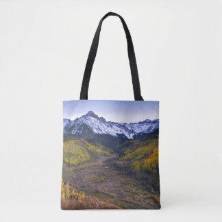 USA, Colorado, Rocky Mountains, San Juan Tote Bag