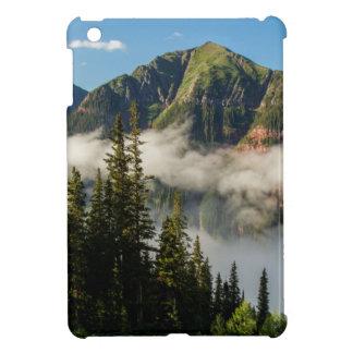 USA, Colorado, San Juan Mountains. Clearing iPad Mini Cases