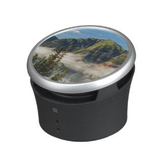 USA, Colorado, San Juan Mountains. Clearing Speaker