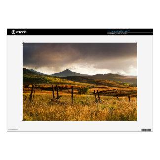 USA, Colorado, San Juan Mountains Laptop Skins