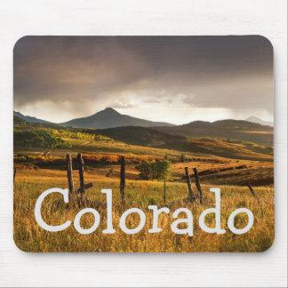 USA, Colorado, San Juan Mountains Mouse Pad