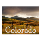 USA, Colorado, San Juan Mountains Postcard