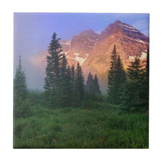 USA, Colorado, Snowmass Wilderness Ceramic Tile