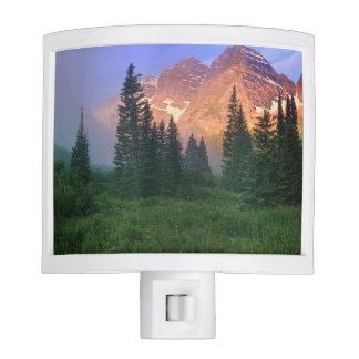 USA, Colorado, Snowmass Wilderness Night Light