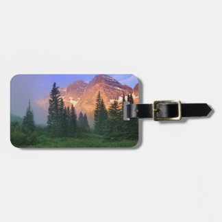 USA, Colorado, Snowmass Wilderness Tag For Luggage