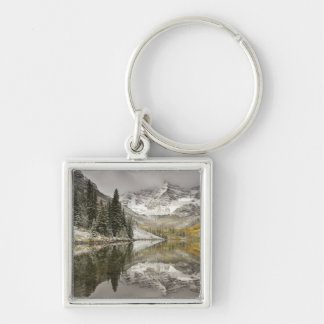 USA, Colorado, White River National Forest, Keychain