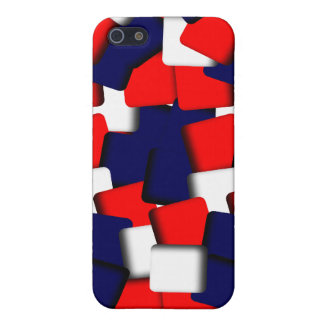 USA Colors iPhone SE/5/5s Cover